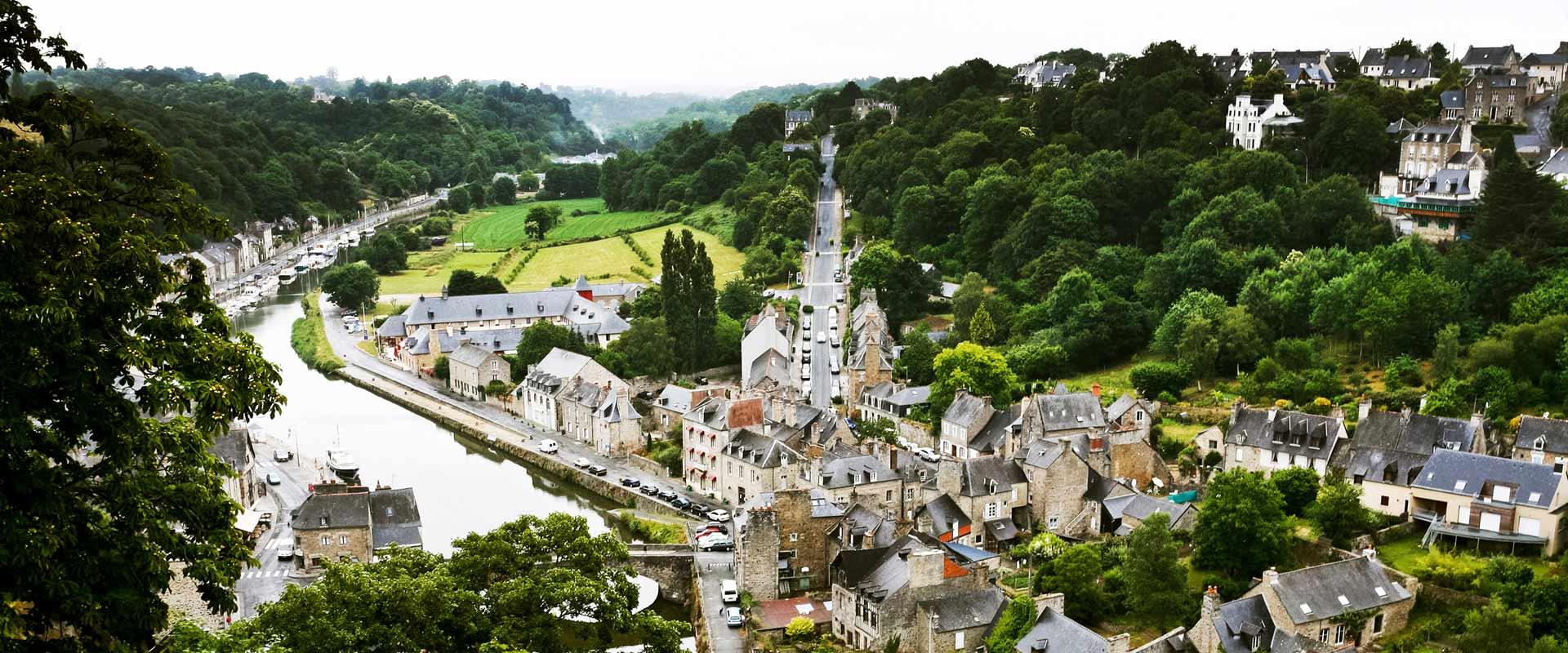 hotel de charme vers Dinan en Bretagne