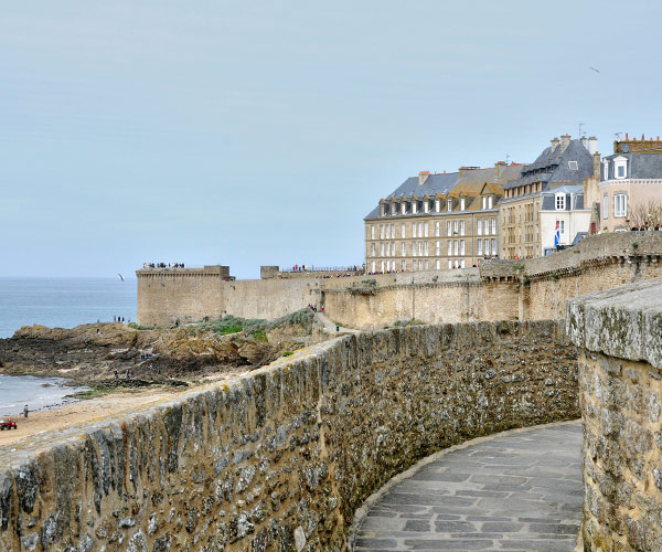 Visiter Saint Malo