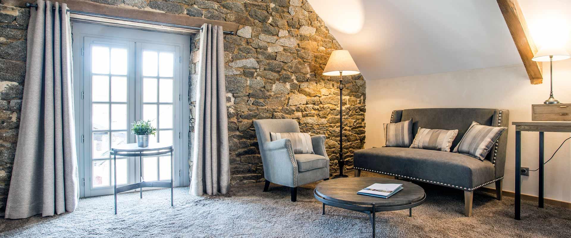 Suite Hôtel de l'Abbaye