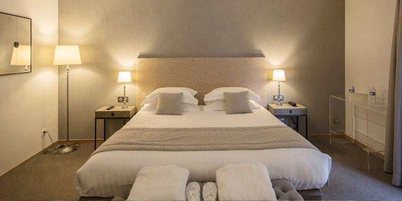 Chambre confort parc hôtel