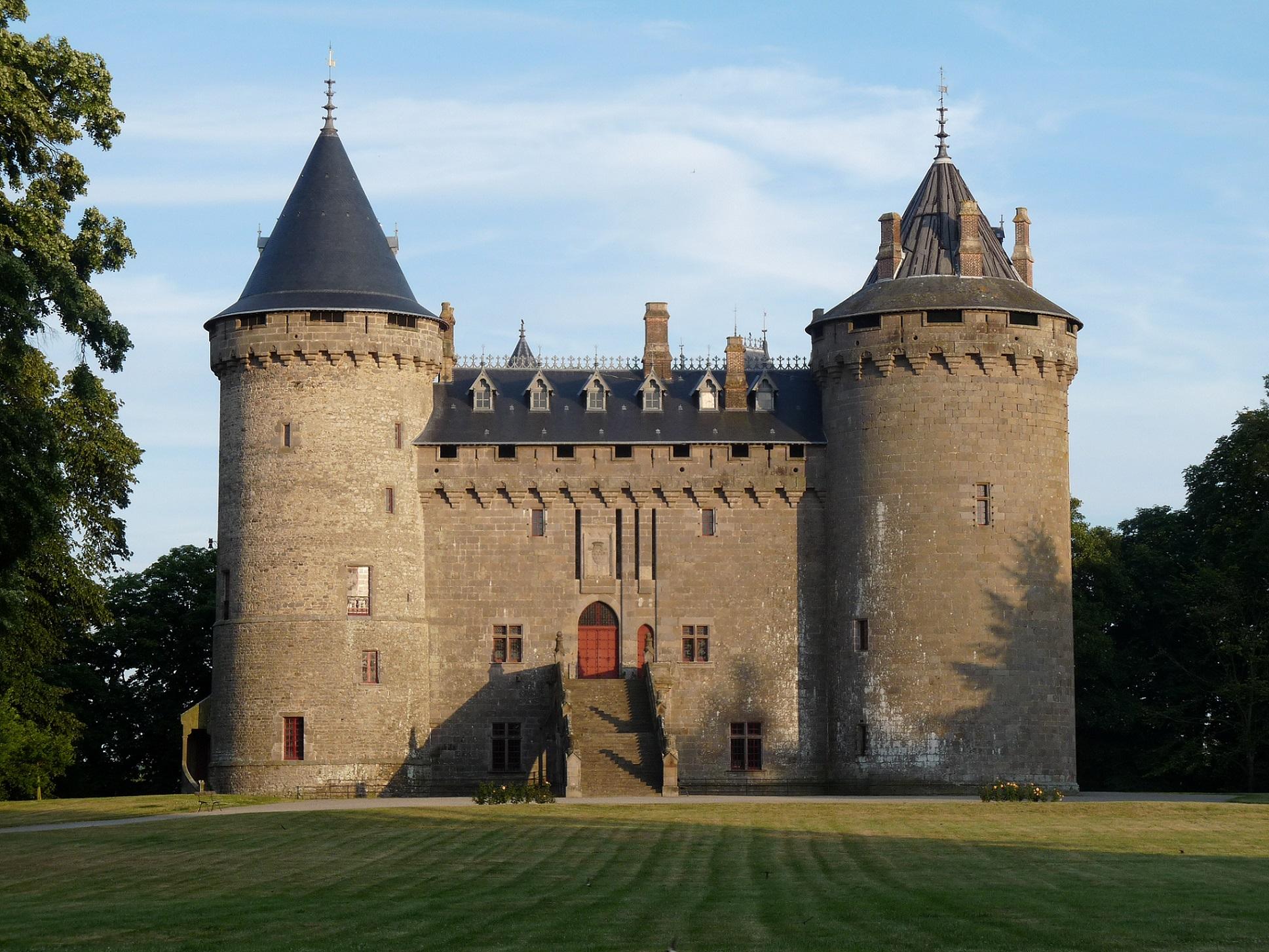 Chateau de Combourg des Chateaubriand