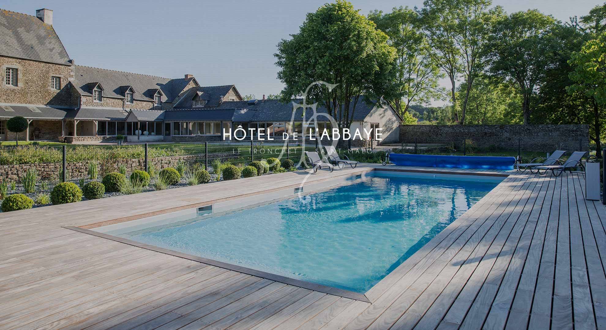 HOTEL DE CHARME avec piscine