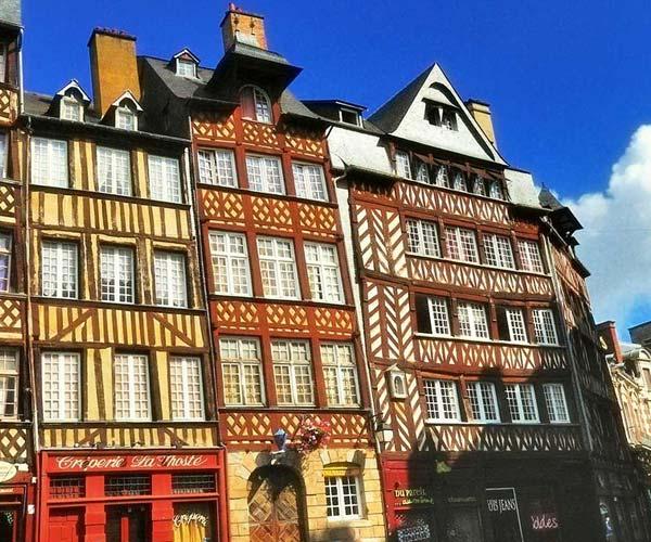 Hotel proche de Rennes